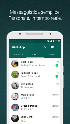 Gioca WhatsApp on PC 2