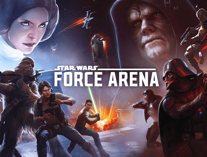 Играй Звездные Войны: Арена Силы На ПК 3