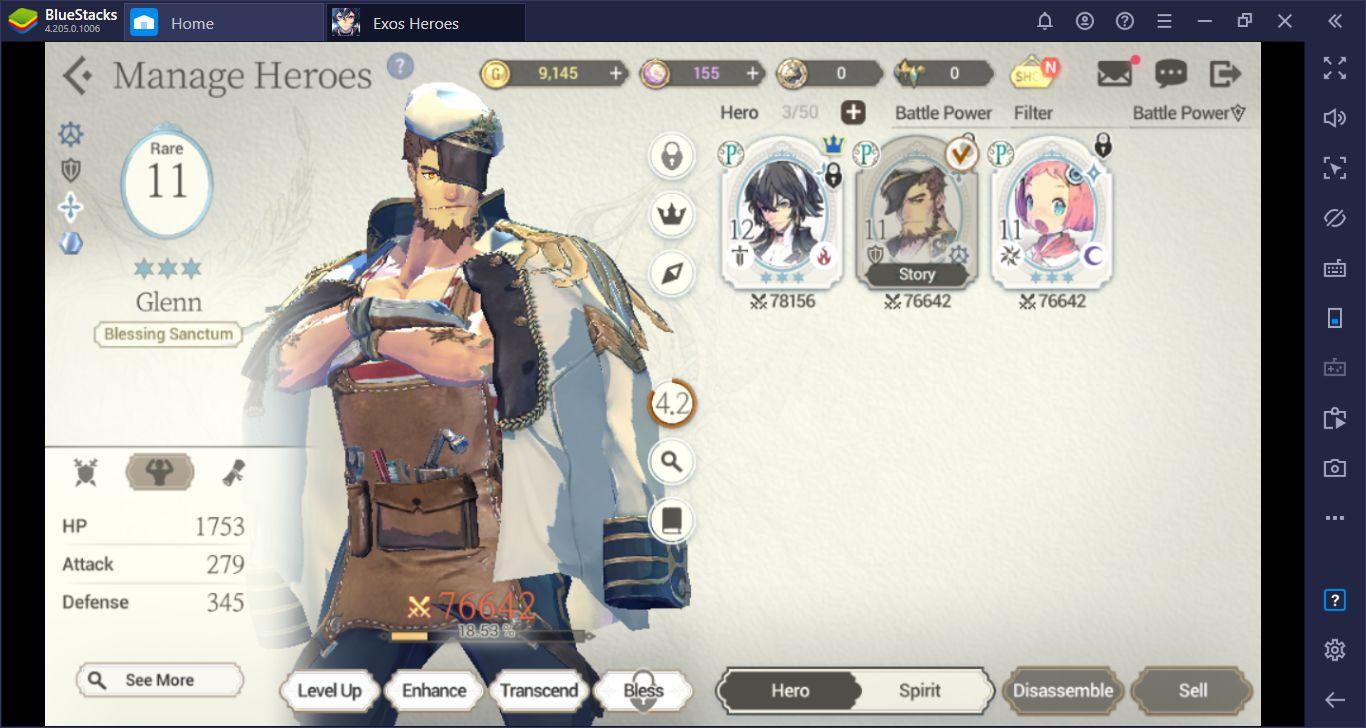 Exos Heroes Oynarken İşinizi Kolaylaştıracak İpuçları