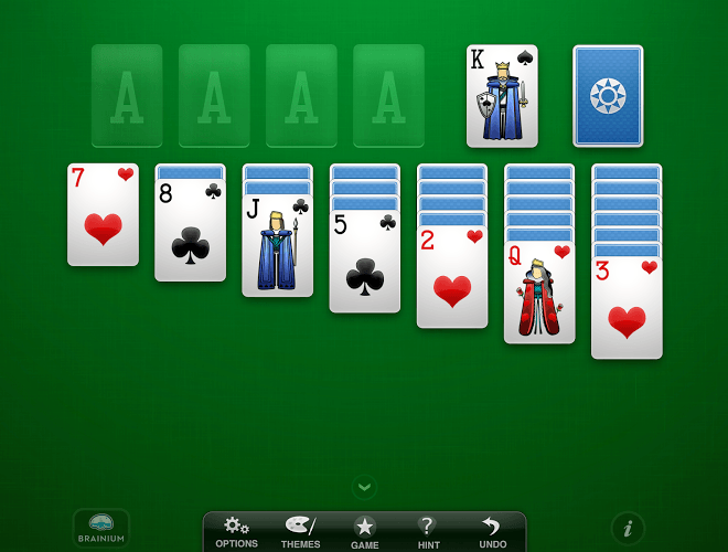 Spustit Solitaire on PC 8