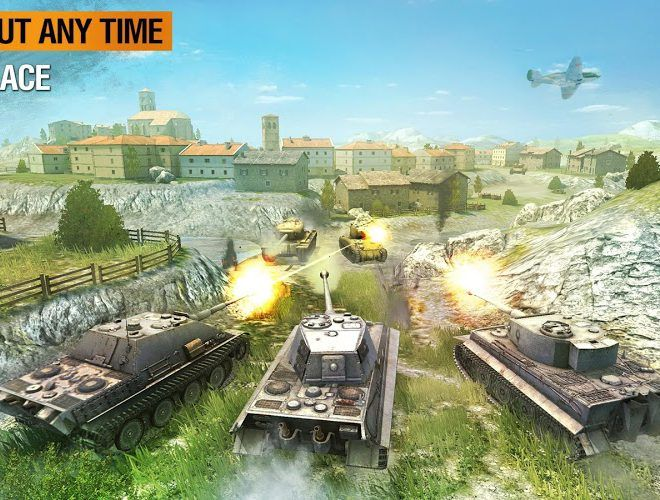Play World Of Tanks Blitz on PC 13