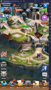 Empires & Puzzles : Le Guide des Ressources et du Farming