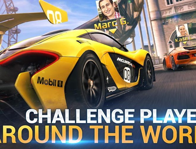 Spustit Asphalt 8: Airborne on PC 18