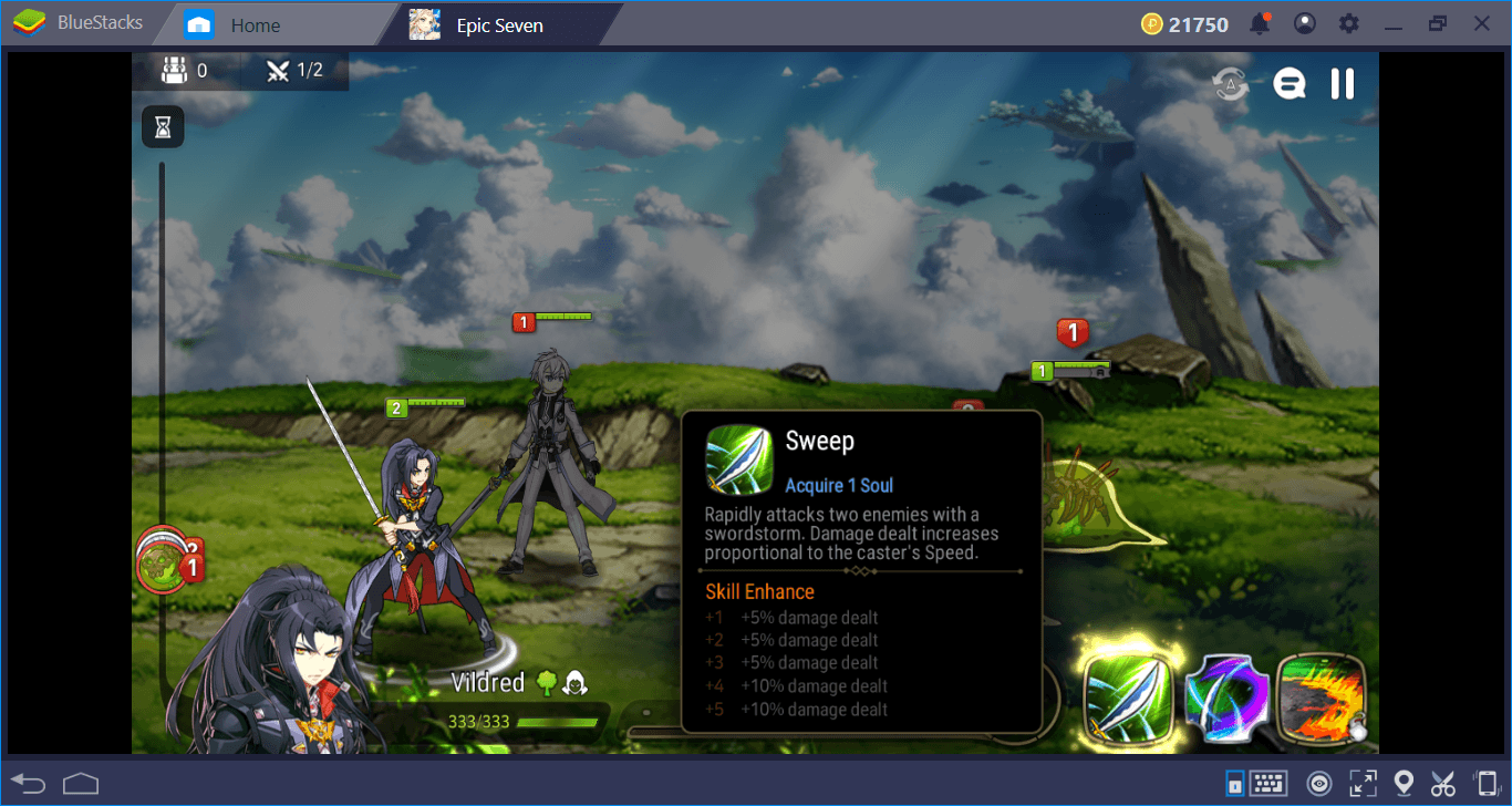 BlueStacks Beginner's Guide To Epic Seven on PC