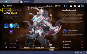 Download Epic Seven on PC with BlueStacks