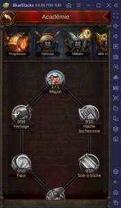Un guide pour bien développer votre empire dans Evony: The King's Return