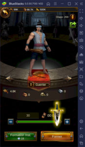 Devenez empereur en jouant à Evony: The King's Return sur PC avec BlueStacks