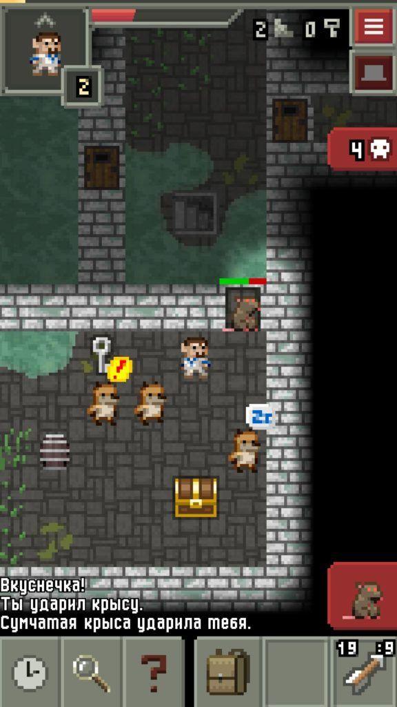 Лучшие мобильные игры с пиксельной графикой