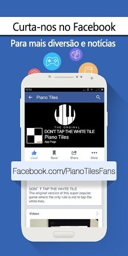 Jogue Don't Tap the White Tile para PC 16