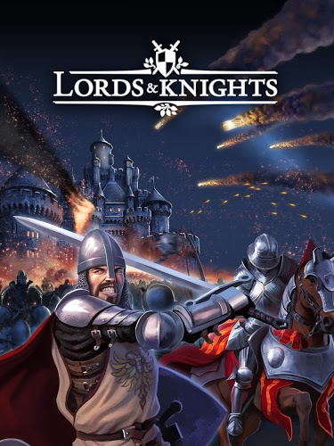 Играй Lords & Knights — Strategy MMO На ПК 8