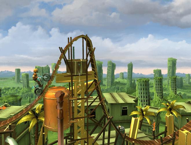 Играй Trials Frontier На ПК 8