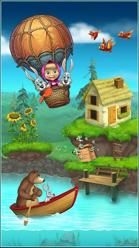 Играй Masha and the Bear on PC 8