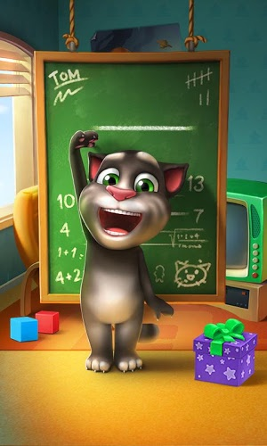 Speel Talking Tom on PC 6