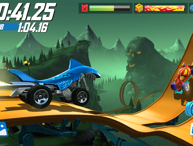 Играй Hot Wheels: Race Off На ПК 6