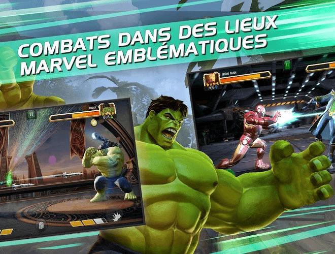 Jouez à  Marvel Contest of Champions sur PC 4