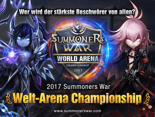 Spiele Summoners War Sky Arena auf PC 3