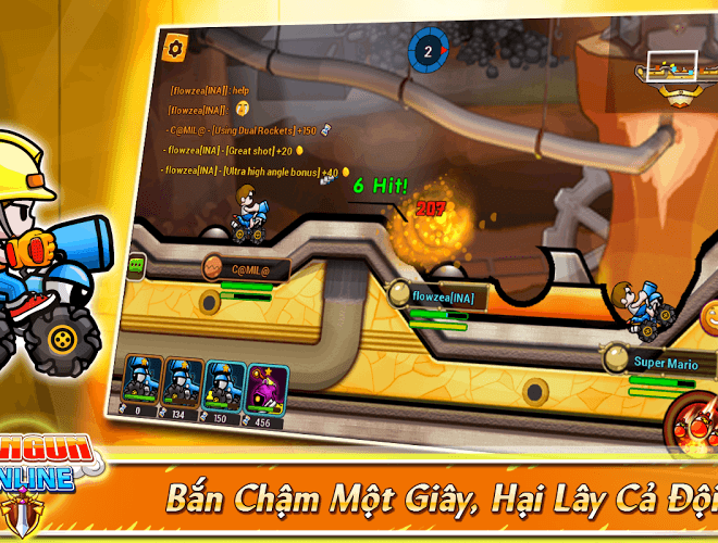 Chơi Gun Gun Online on PC 3