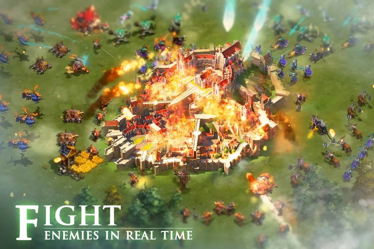 Empires Mobile – The New Mobile Strategy Game by the Team Behind Lords Mobile