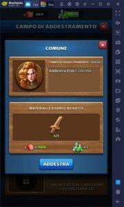 La Base di Empires & Puzzles – Panoramica generale