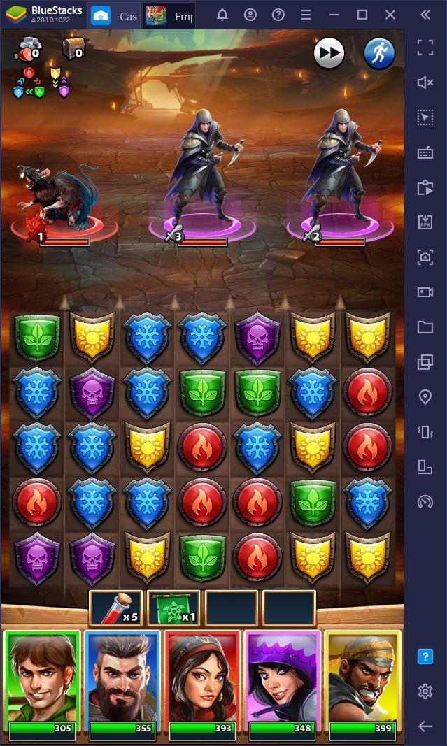 Introduzione agli Eroi di Empires & Puzzles