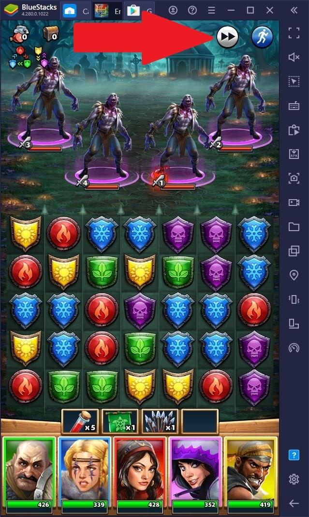 Consigli per le prime ore in Empires & Puzzles