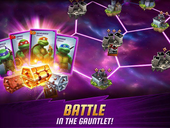 Play Ninja Turtles: Legends on PC 11