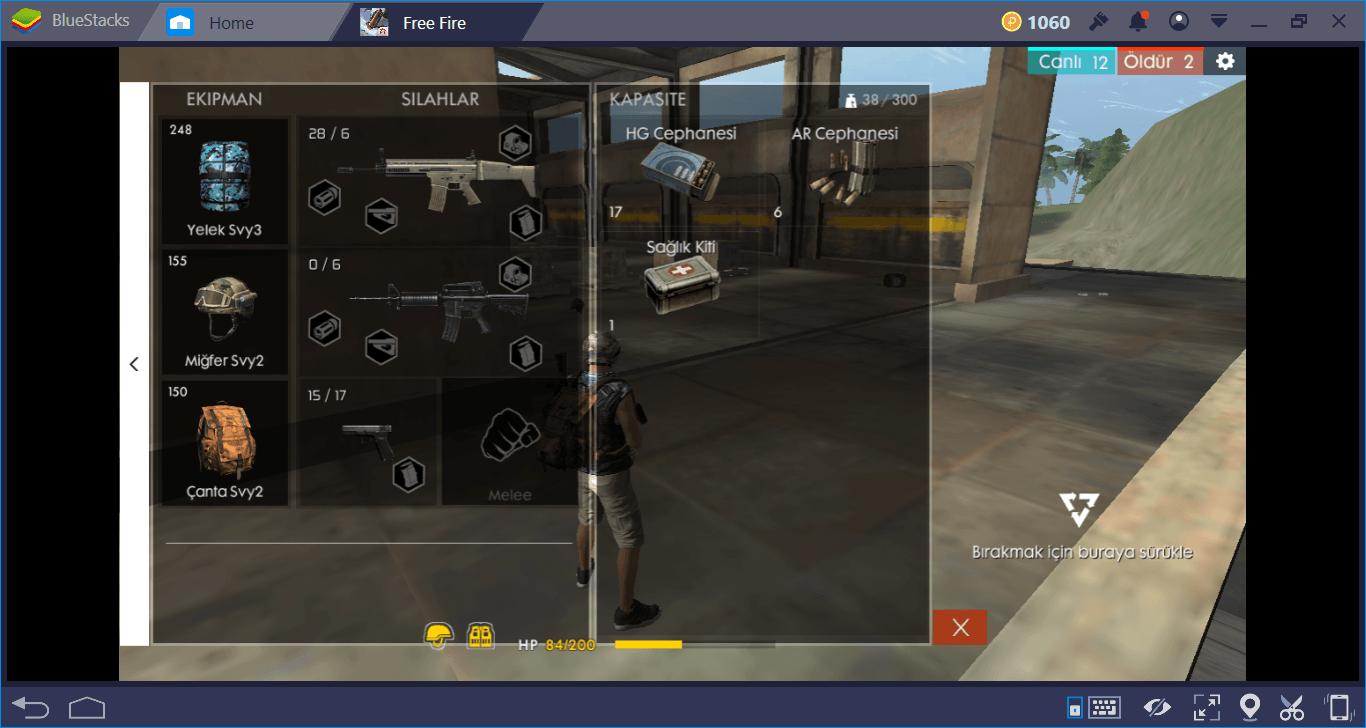 Free Fire:Battlegrounds Çatışma Rehberi