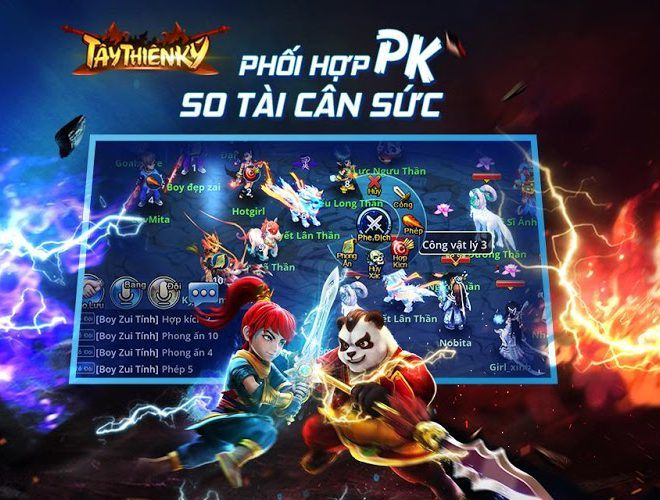 Chơi Tây Thiên Ký on PC 14