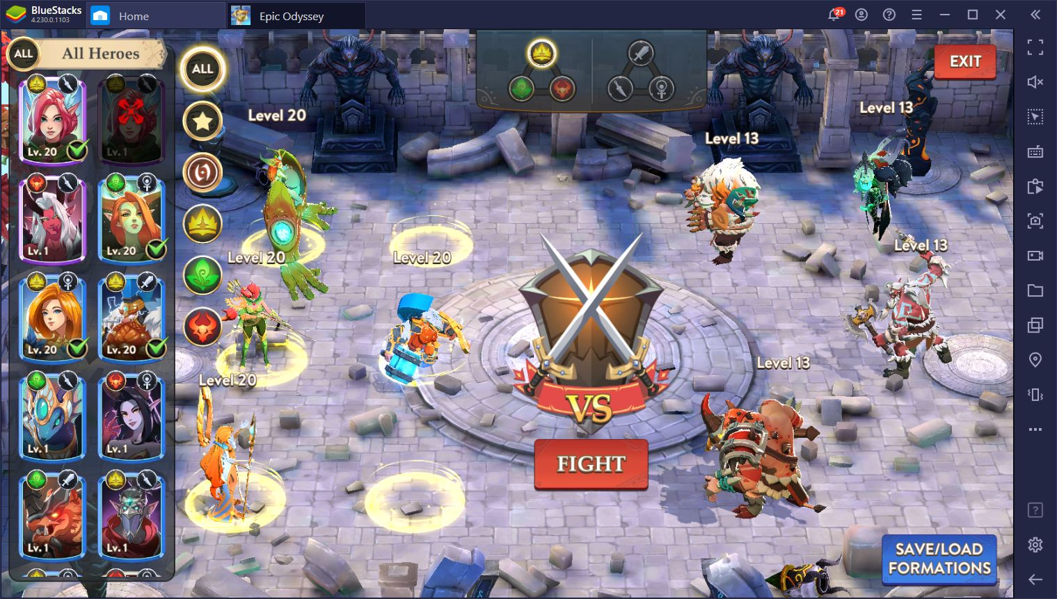 Epic Odyssey Review – Embark on a Great Adventure in this Strategy Game on PC