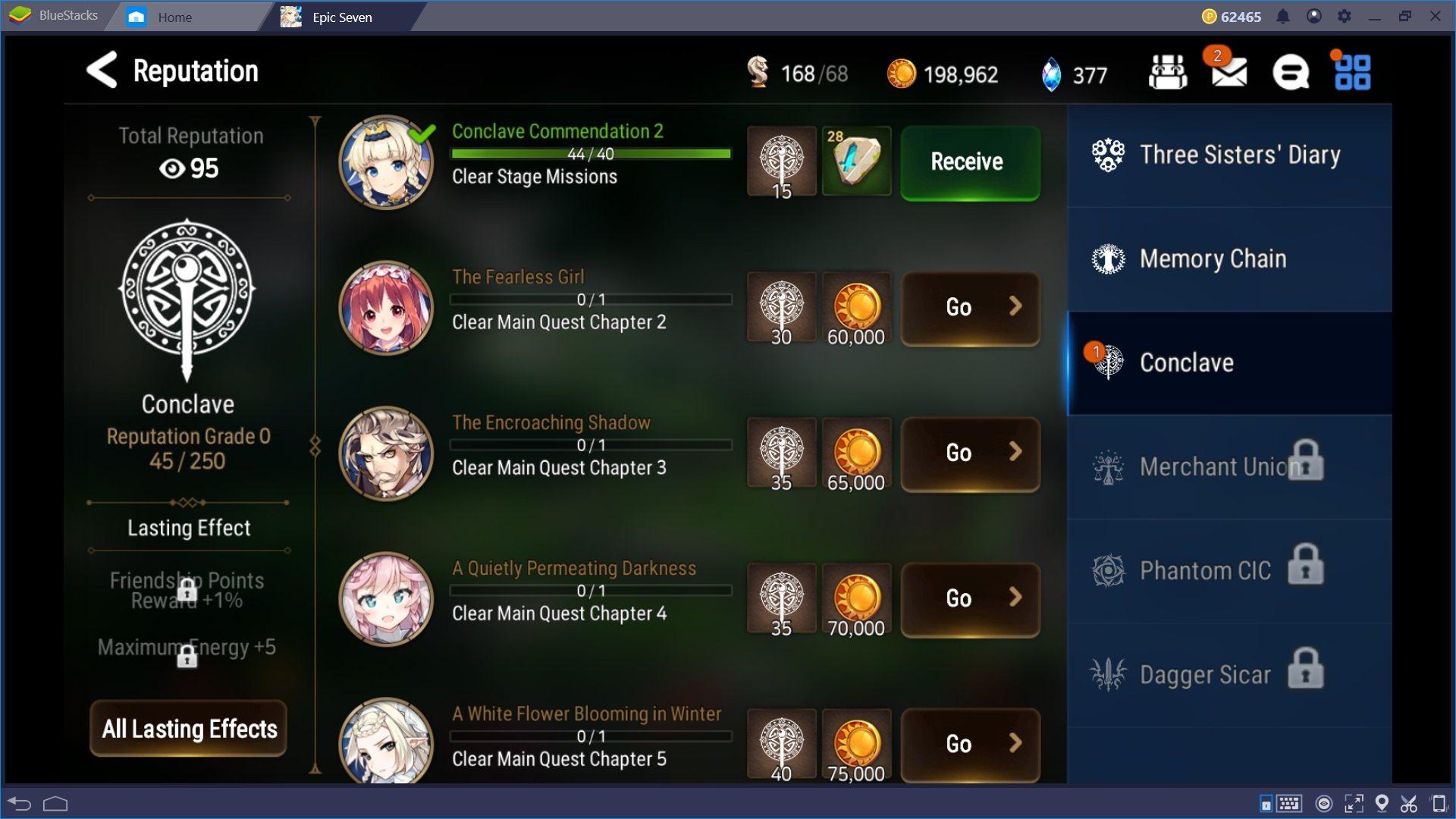 Epic Seven: La Guida per i Nuovi Giocatori