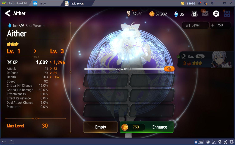 Epic Seven—Definiendo al Género de JRPG para Móviles