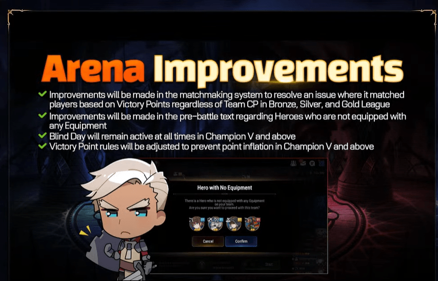 Epic Seven – New Hero Ilynav, Inferno Khawazu, Side Story, and More in June Patch Preview