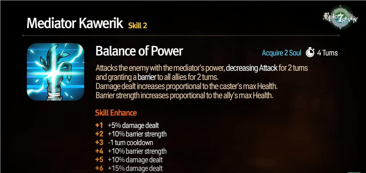 Epic Seven – New Hero Mediator Kawerik, Balance Adjustments, and New Check-In Rewards