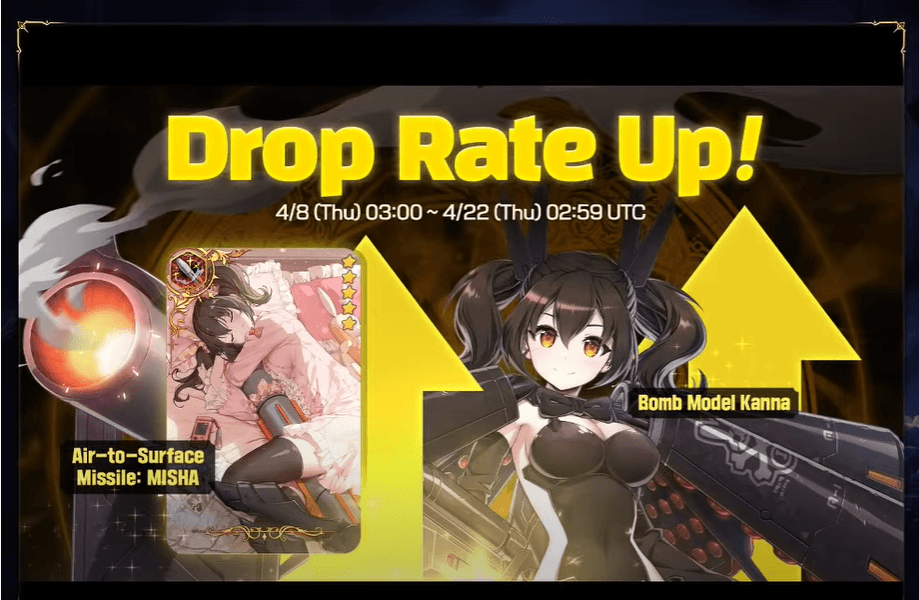 Epic Seven: April Patch – Guilty Gear Hero Changes, Bomb Model Kanna, Guild War Skyward Season, and more