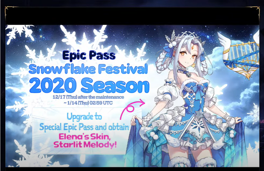 Epic Seven – New Hero Mortelix Revealed, New Side Story, New Epic Pass and More