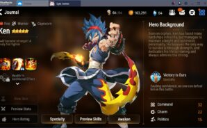 Epic Seven BlueStacks ile PC'de – En İyi PvP Kahramanları Tam Liste