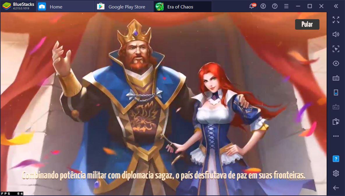 Análise Completa de Heroes of Might & Magic: Era of Chaos