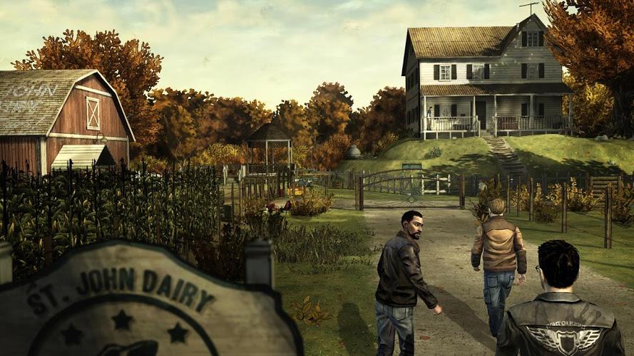 Download The Walking Dead Season One On Pc With Bluestacks