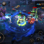 Eternal Arena – RPG action game launches 3v3 PvP combat