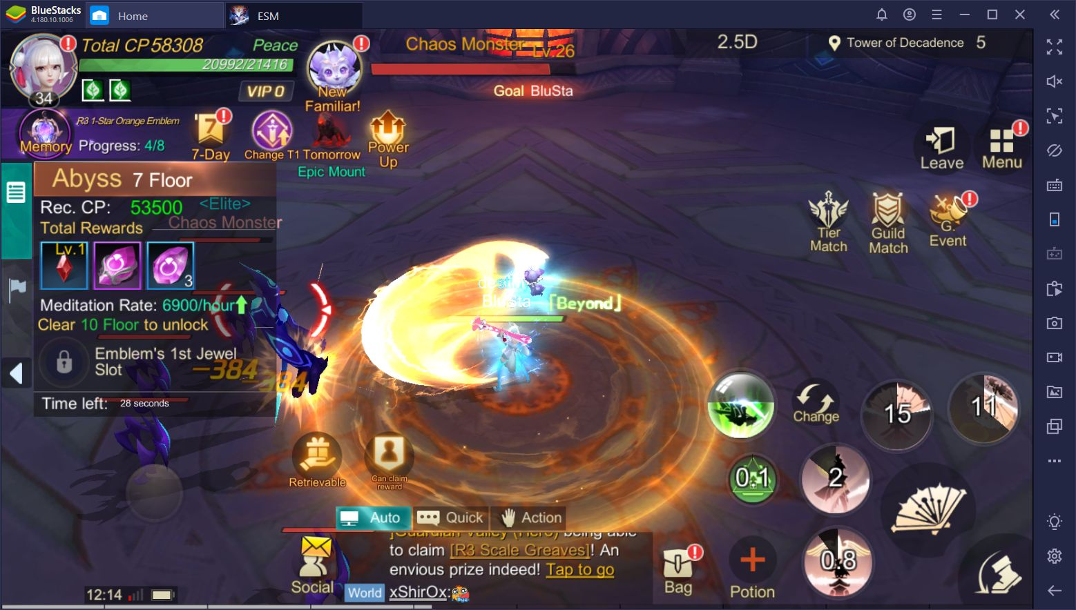 Eternal Sword M on PC – Beginner's Guide for Daily Challenges and Upgrades