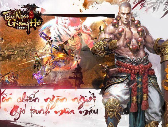 Chơi Tiếu Ngạo Giang Hồ 3D on pc 5