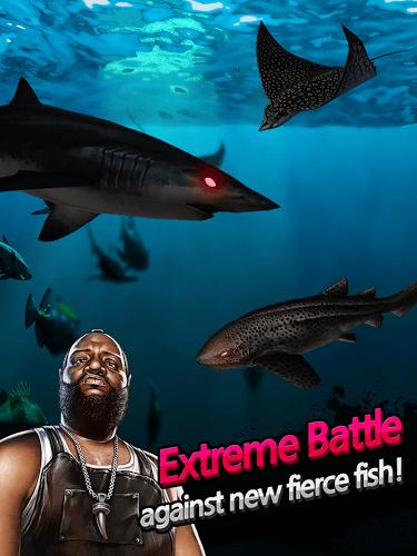 Chơi Ace Fishing: Wild Catch on pc 6