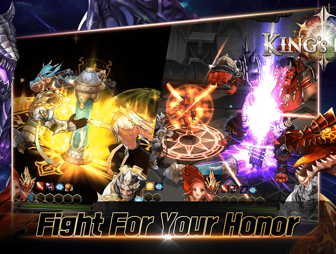 Play King's Raid on PC 6