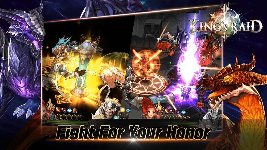 Play King's Raid on PC 6
