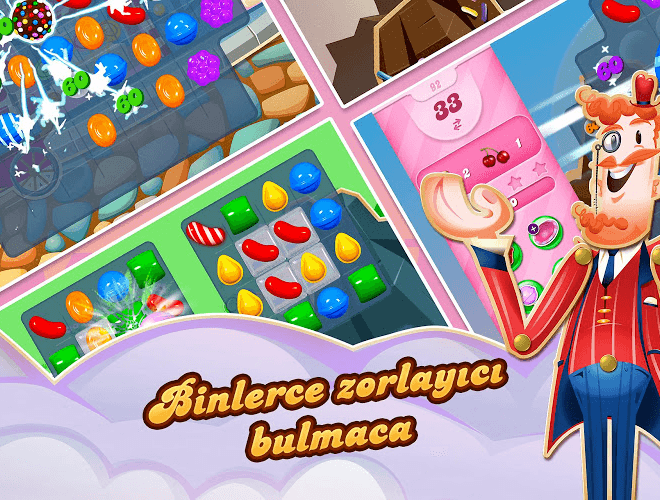Candy Crush İndirin ve PC'de Oynayın 9