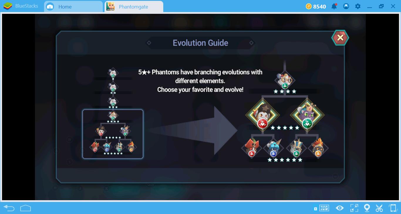 Phantomgate: The Last Valkyrie Phantoms Guide