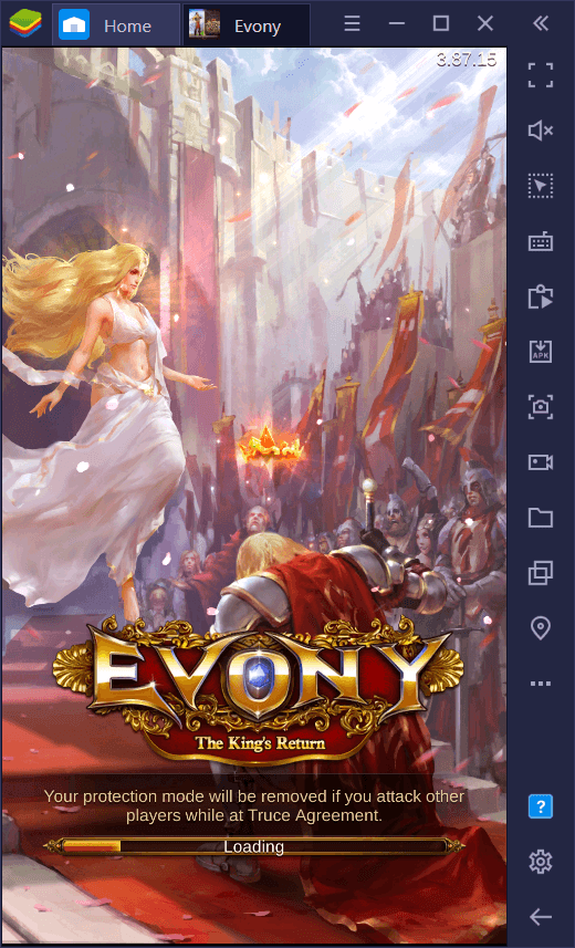Evony: The King's Return – BlueStacks Guide for Farming and Powering Up