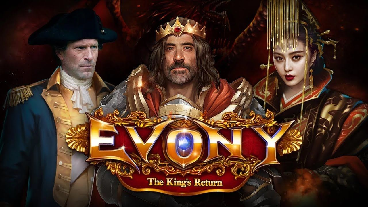 Season 5 All-Star Battlefield is Coming to Evony: The King's Return