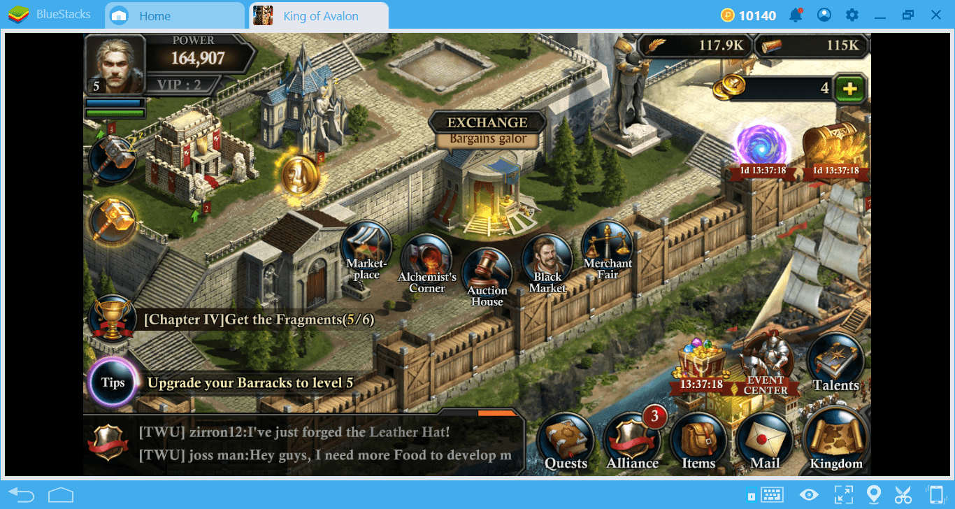 King of Avalon on PC: Advanced Tips, Tricks, and Tactics