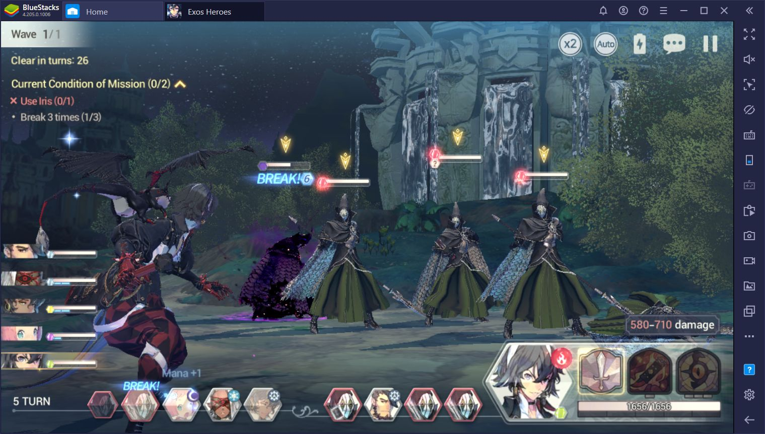 Exos Heroes – Kampftipps zum Sieg in jeder Schlacht